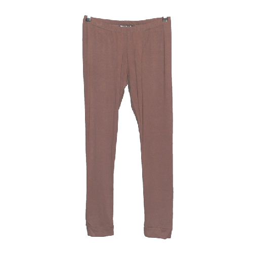 Buy Yaya espresso brown leggings