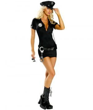 Buy Naughty Police Officer Costume