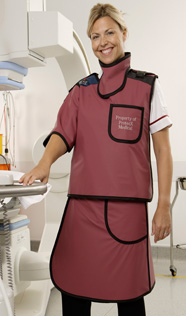 Buy Two piece tabard style apron - Lightweight Lead