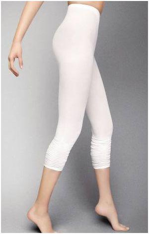 Buy White Leggings Panta Diva 50Den