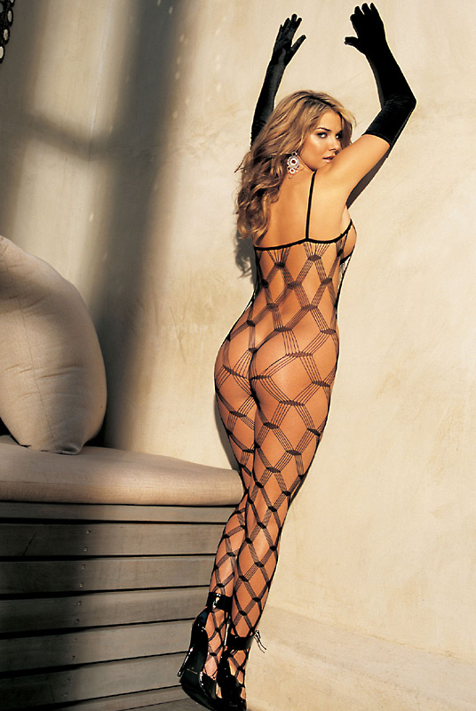 Buy Risque Diamond Net Bodystocking