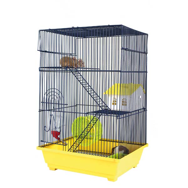 3 tier rodent cage