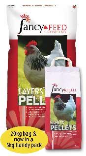 Buy Fancy Feed Layers Pellets
