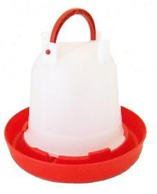 Buy 1.5l plastic chicken drinker