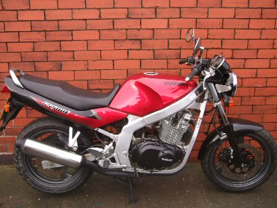 Buy SUZUKI GS500E Bike