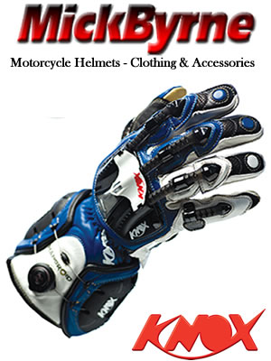 Buy Knox Handroid Gloves Blue