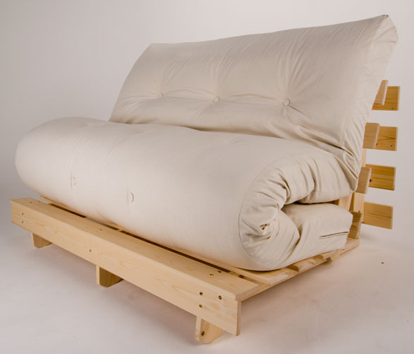 The Oxford Pine Futon Frame