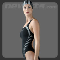 Arena Mazolet High Leg Ladies Swimsuit buy in York