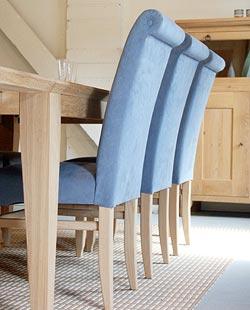 Blue Fabric Sofas Sale