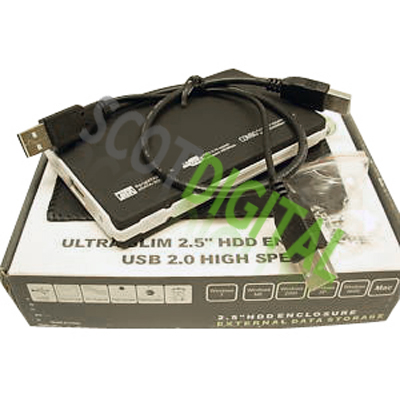 Buy SATA Hard Disk Drive Case Enclosure New USB2.0