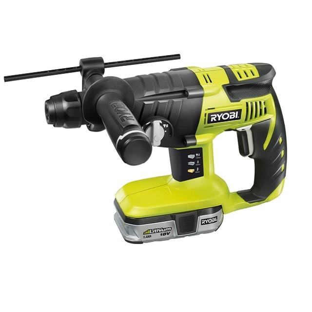 Buy Ryobi Rybcrh18012l SDS Hammer Drill 18v