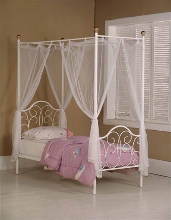 Buy 3ft Ballet 4 Poster Bed