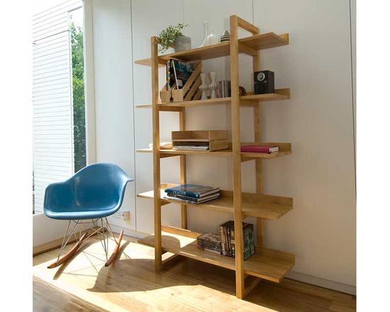 Solid Birch Shelves In London