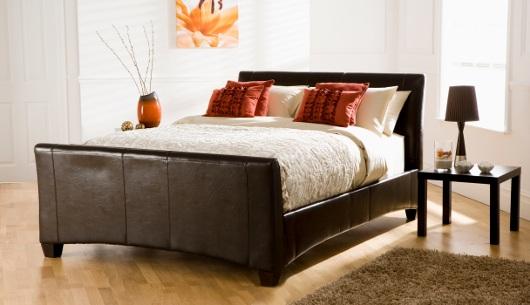 Romeo Single Bed Frame