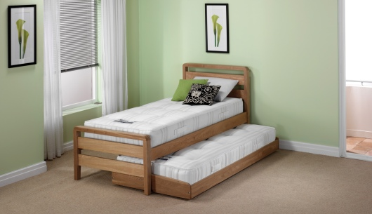 Hip Hop 3 in 1 Single Bed Frame and Guest Bed