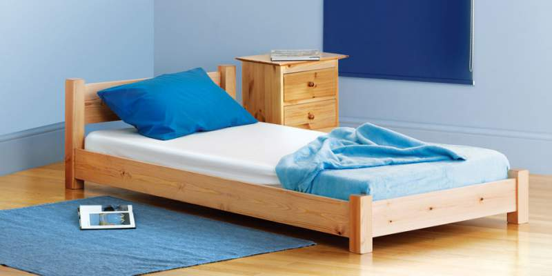 Kids Low Deco Bed