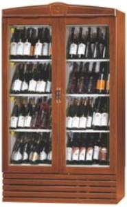 Double door Wine Cooler
