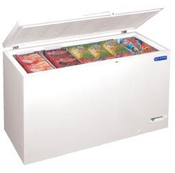 Interlevin LHF solid lid freezers