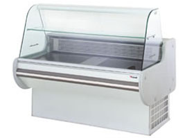 Buy Scanfrost Serve Over Display Cabinet