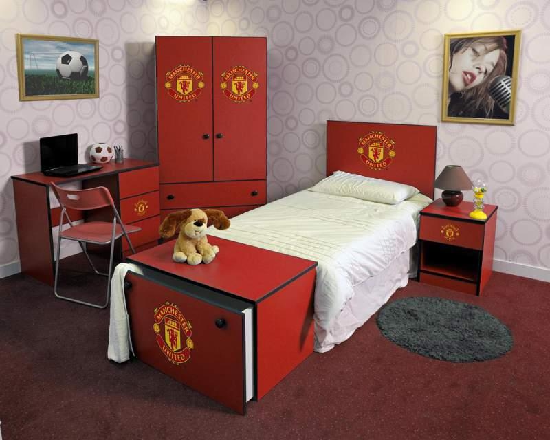 Manchester United Bedroom Furniture Set. Manchester United Bedroom Furniture Set buy in Newtownards