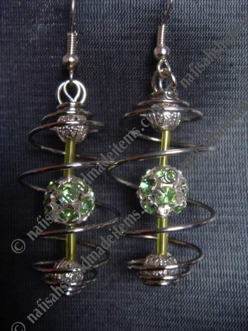 Arabian Queen Earrings