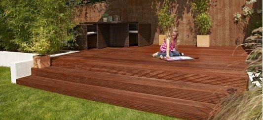 Buy Hardwood Decking