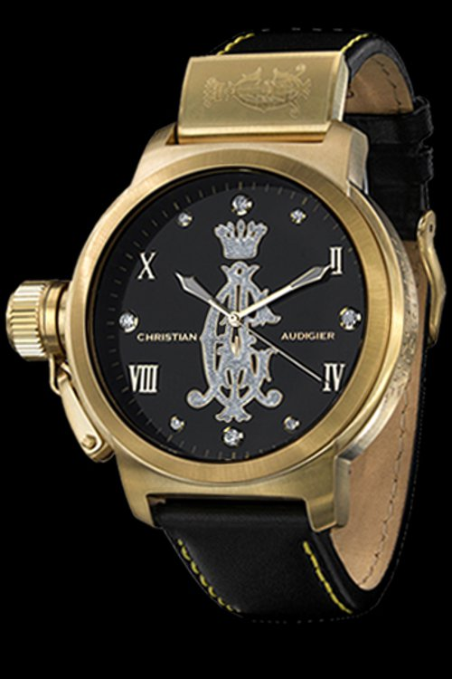 Unisex Christain Audigier Watch