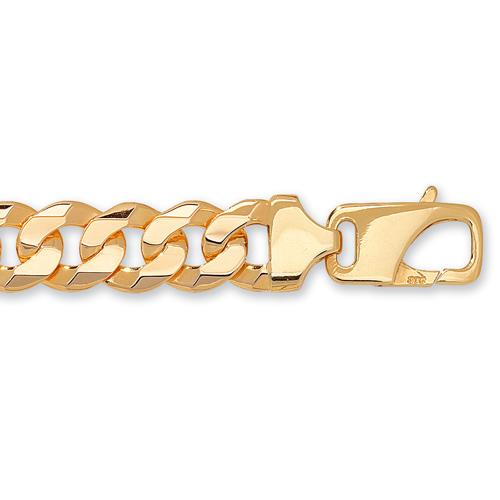 Flat Wide Curb Chain CH458