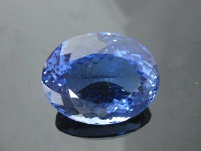 Mineral Beryl Blue