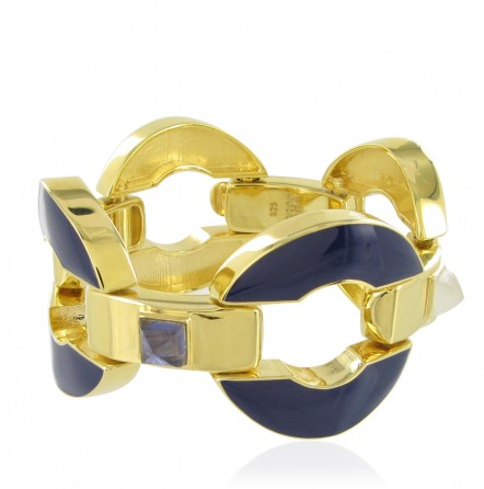 Round Link Bracelet