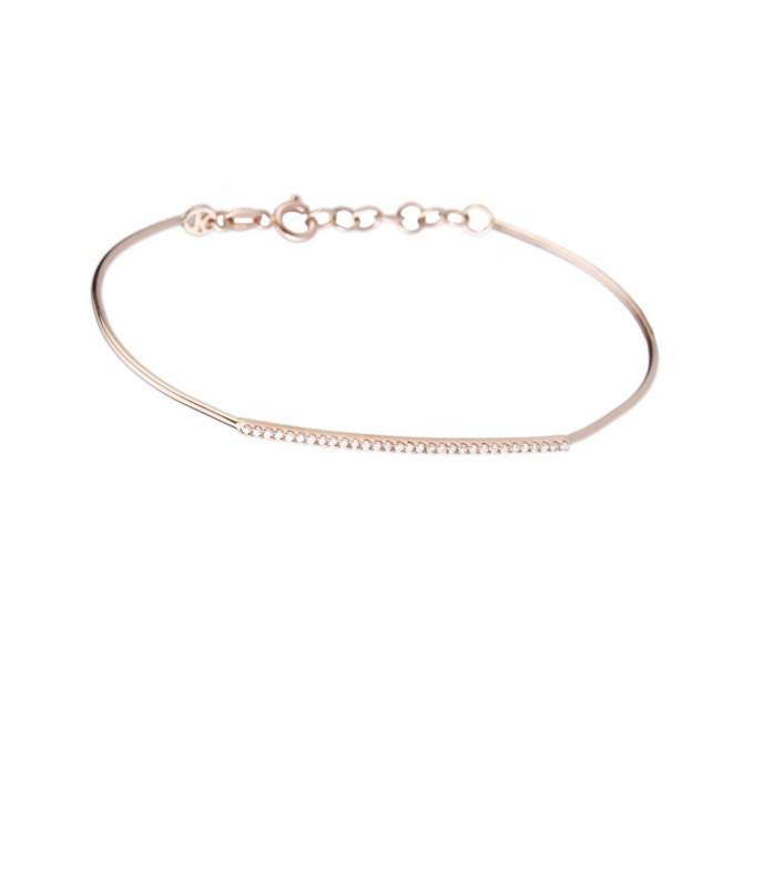 Buy Diamond Bar Bracelet