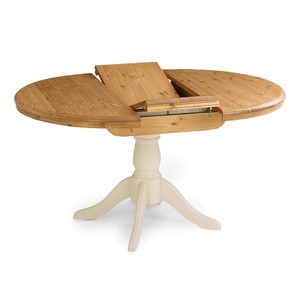 Wiltshire Round Extending Dining Table