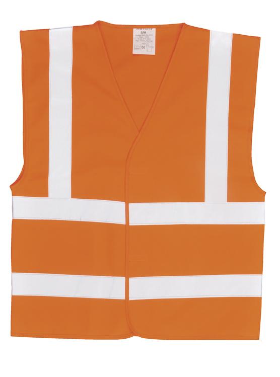 Buy Hi Vis 2 Band Vest