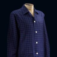 Buy Braemar Navy Pyjamas