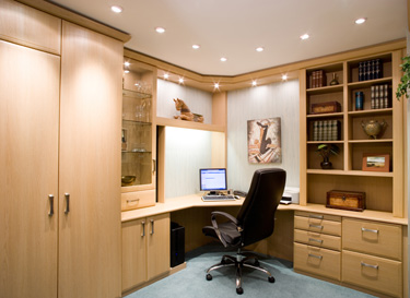 Home Offices Fitted Furniture Office