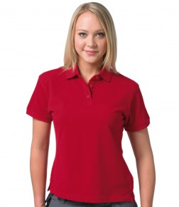 Buy Russell Workwear Ladies Pique Polo Shirt