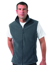 Buy Jerzees Outdoor Fleece Gilet
