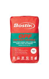 Buy Bostik - OPF White Adhesive