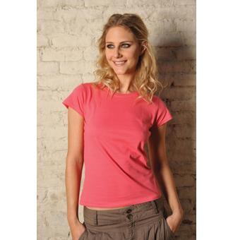 Buy Fanshirt Ladies Fitted T-Shirt