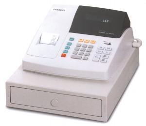 Buy Samsung ER150 Cash Register 1 Station, Numeric printing ECR, 2 Departments