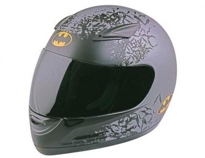 Buy Helmet Box Batman Shadow (Matt Black) Graphics