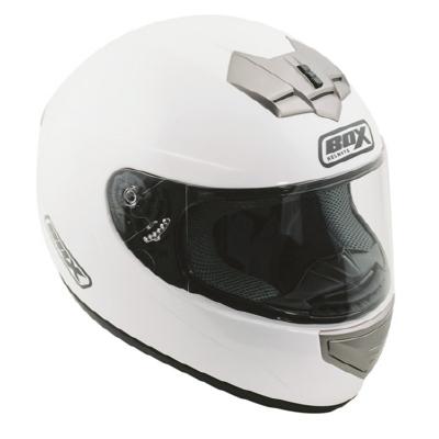 Buy Box BX-1 Full Face Helmet White