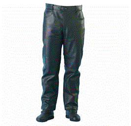 Buy Rayven Ladies Western Style Leather Jeans