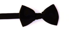 Satin Gents Bow Tie