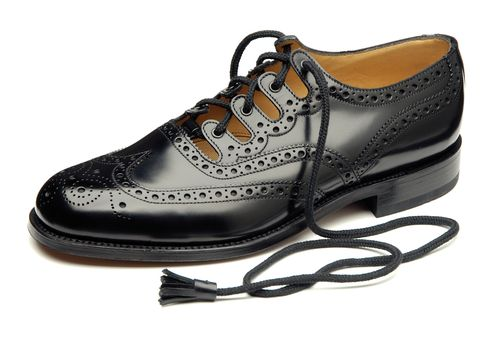 Loake Ghillie Brogue Shoes