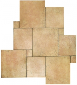 Floor Tiles Multi Size Quarry Amber Combination Buy Floor Tiles