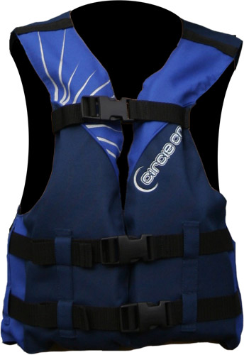 Buy 50N Youth Buoyancy Aid with 3 Straps