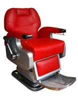 The Utopia Red Berbers Chair