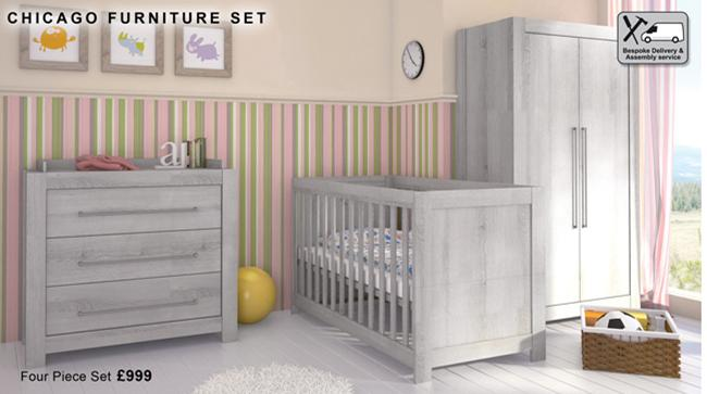 Chicago furniture set in sileby online store babystyle uk for G furniture chicago