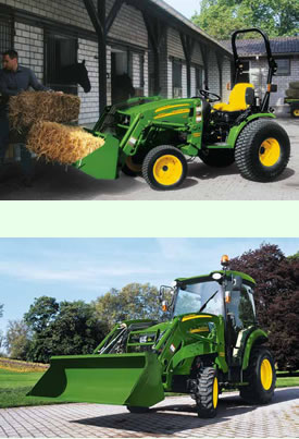 Buy TWENTY Series Tractors